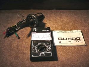 Multimetr analogowy uniwersalny.