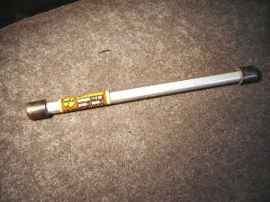 Bezpiecznik mocy wysokiego napięcia 24kV/36kA rok produkcji 1984.